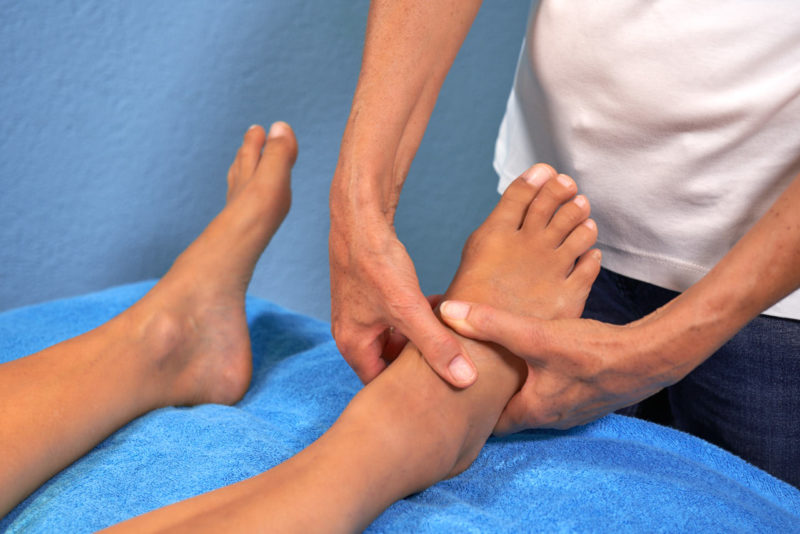 Fuß-Massage in Schondorf am Ammersee